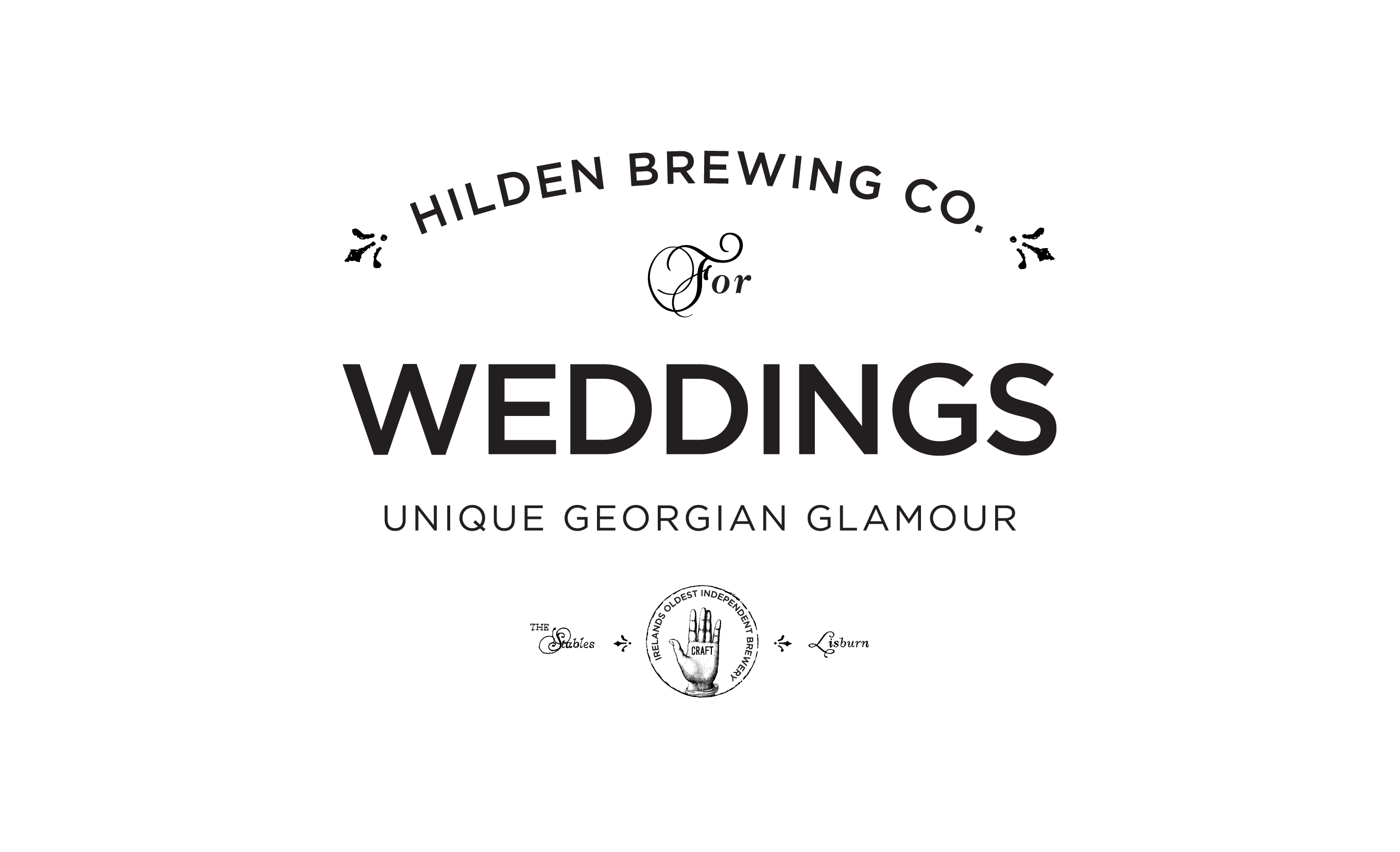 Weddings at Hilden Brewery