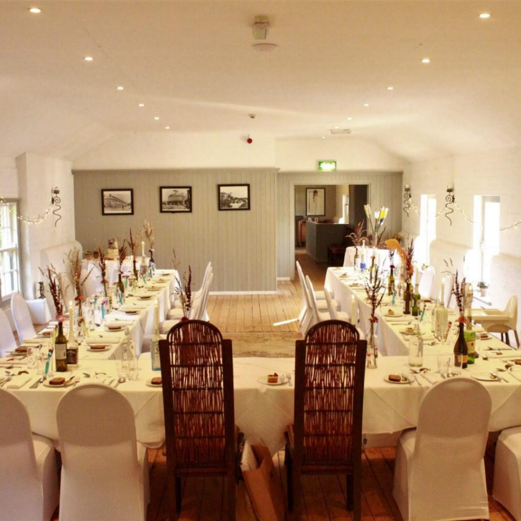 Weddings at Hilden Brewery is an alternative wedding venue that can host 20-180 guests.