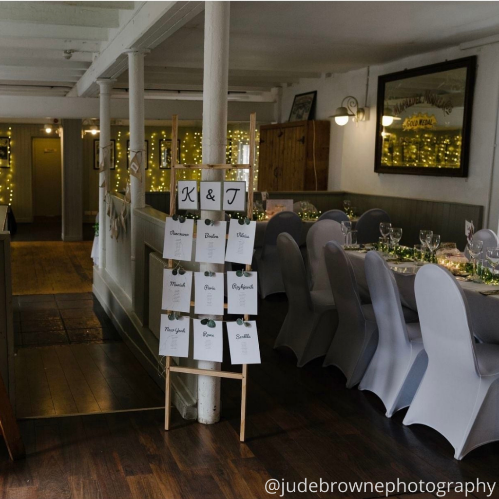 A quirky wedding venue based in Lisburn, just 15 minutes from Belfast. Can accommodate formal sit down meals or relaxed, BBQ style food.