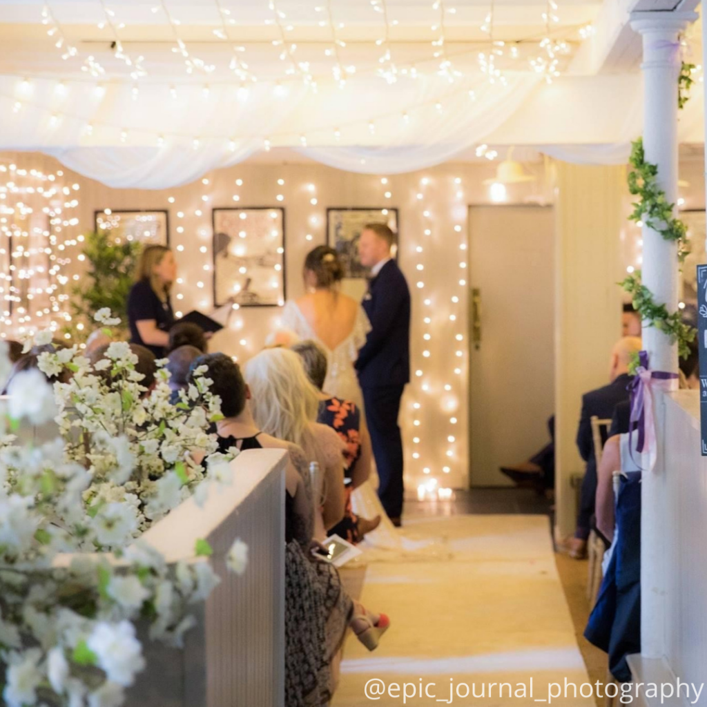 A quirky wedding venue based in Lisburn, just 15 minutes from Belfast. Can accommodate civil, religious and humanist wedding ceremonies.